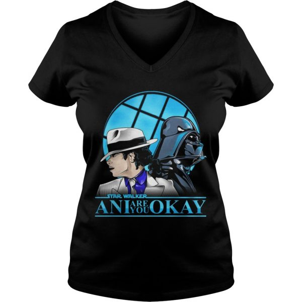 Starwalker ani are you okay ladies v-neck
