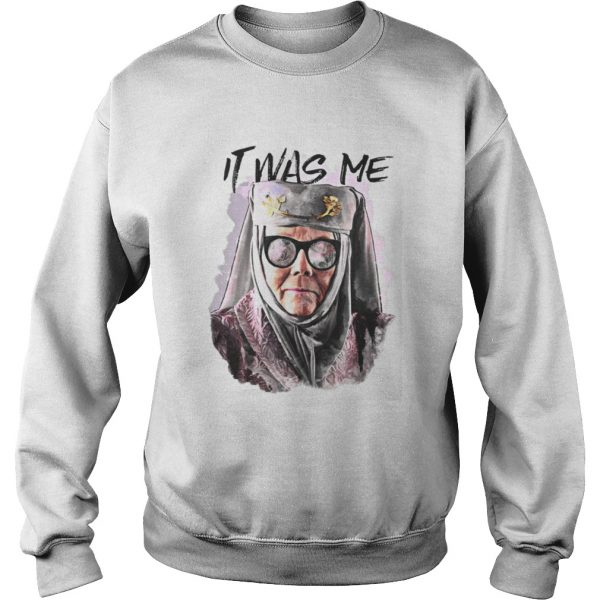 Tell Cersei it was me Game Of Thrones Sweatshirt