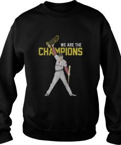 Boston Red Sox We Are The Champions Sweatshirt