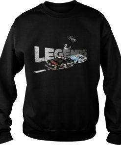 Legends racing car shirt Sweatshirt