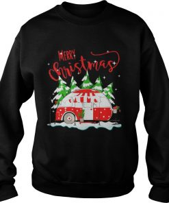 Merry christmas go camping Sweatshirt