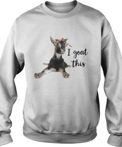 Official I Goat This Sweatshirt