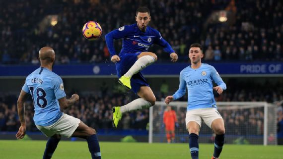 Maurizio Sarri Chelsea must treat 'small teams' like Manchester City