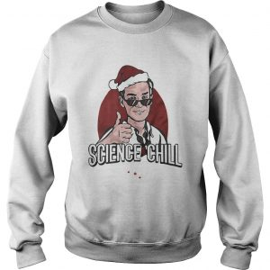 Official Science chill Sweater