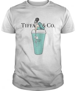 Official Tiffany And Co Latte Guys Tee