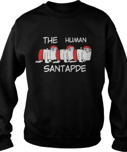 The Human Santapede Ugly Christmas Sweat