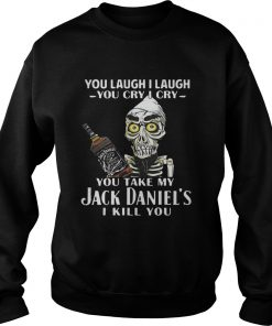 Achmed You Laugh I Laugh You Cry I Cry You Take My Jack Daniels Sweater