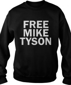 Free Mike Tyson Martin Sweater