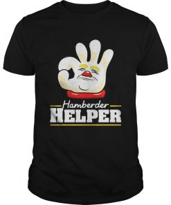 Hamberder Helper Guys Tee