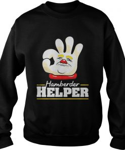 Hamberder Helper Sweater