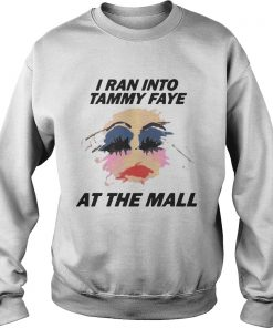 I Ran Into Tammy Faye Bakker At the Mall Sweater
