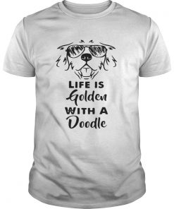 Life is golden with a Doodle Guys Tee