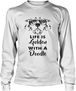 Life is golden with a Doodle Longsleeve Tee