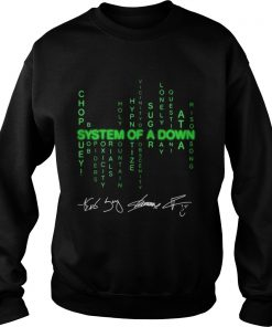 System of a down chop suey byob spiders Sweater
