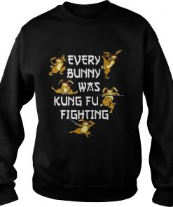 9854aab6f Every Bunny Was Kung Fu Fighting Funny Easter's Day shirt - T Shirt ...