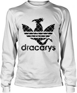 Official Dracarys Adidas Dragon Game Of Thrones Longsleeve Tee