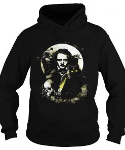 The Raven and The Black Cat Edgar Allan Poe Hoodie