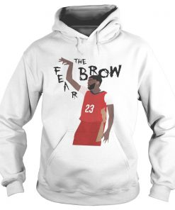 Anthony Davis Fear The Brow Hoodie