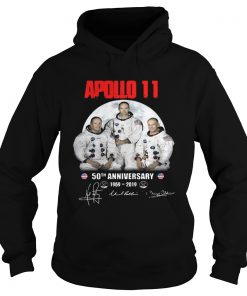 Apollo 11 50th anniversary Walking on the moon Hoodie