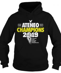 Ateneo Champions 2019 Ateneo Lady Eagles UAAP81 champions Hoodie