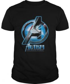 Avengers autism my superpower Unisex Shirt