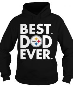 low priced 96cfd 0db20 Best Dad Ever Pittsburgh Steelers Father's Day Shirt
