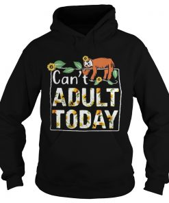 Gibbon Cant adult today Hoodie