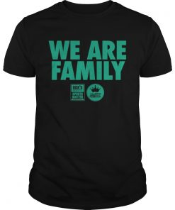 c99e4de1df83 Lebron James we are family shirt - T Shirt Classic