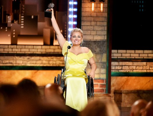 Glee's Ali Stroker Makes History With 2019 Tony Awards Win