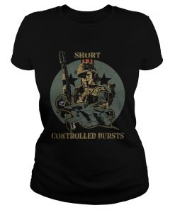 Soldier short controlled bursts  Classic Ladies