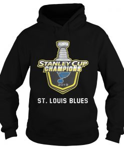 St Louis Blues 2019 Stanley Cup Champions Shirt Hoodie