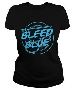 St Louis Blues Bleed Blue T Classic Ladies