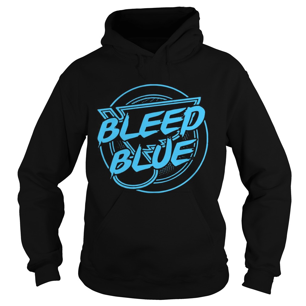 St Louis Blues Bleed Blue T Hoodie