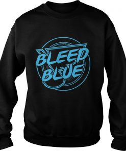 St Louis Blues Bleed Blue T Sweatshirt