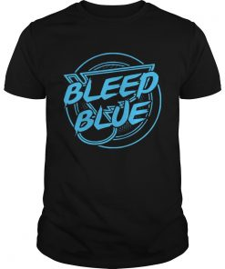 St Louis Blues Bleed Blue T Unisex
