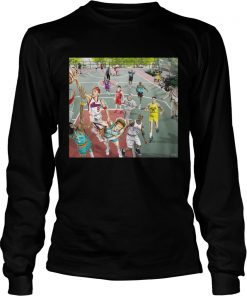 The Blacktop  LongSleeve