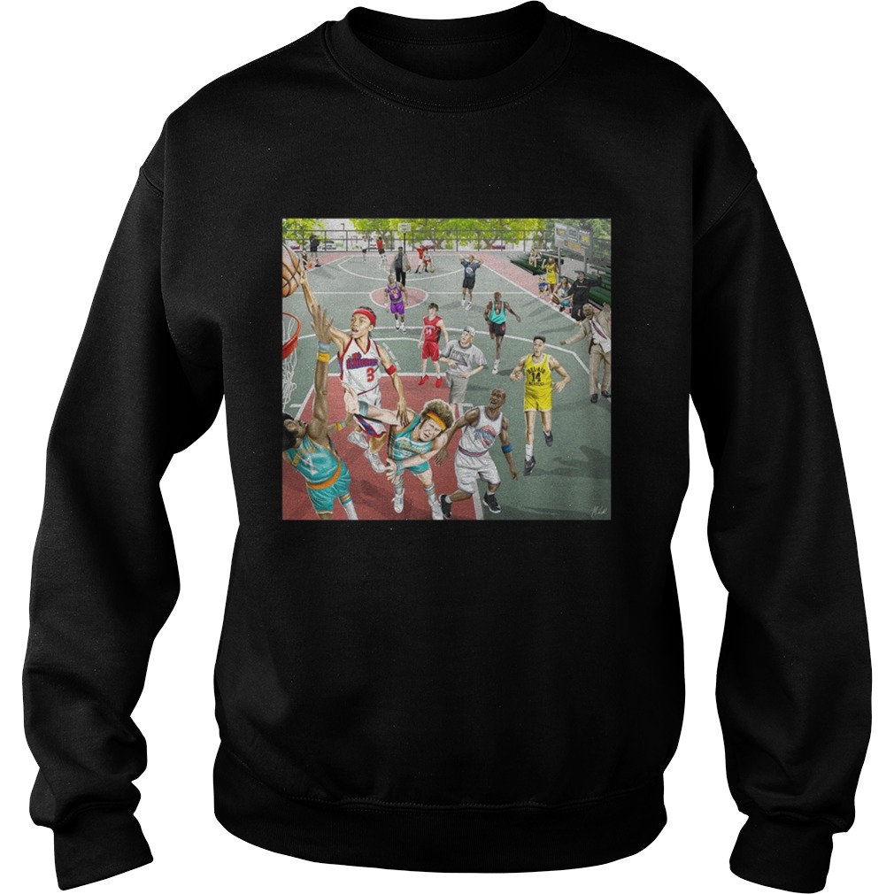 The Blacktop Sweatshirt