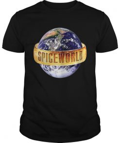 Trends Funny Earth Spiceworlds Spices Girls Premium T Unisex