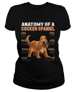 Anatomy Of A Cocker Spaniel The Function Of Dogs Part  Classic Ladies