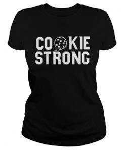 Carlos Carrasco Cookie Strong Shirt Classic Ladies