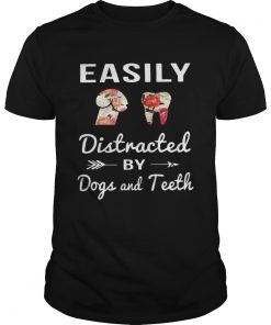 Dickhead easily distracted by dogs and teeth  Unisex