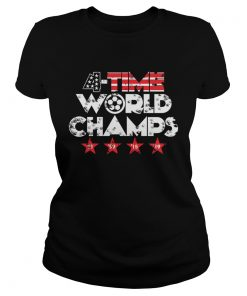 Fourtime World champs 91 99 15 19  Classic Ladies