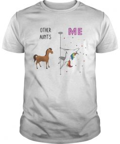 Other Aunts and me horse and LGBT Unicorn  Unisex