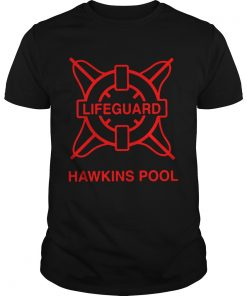 Stranger Things lifeguard Hawkins Pool  Unisex