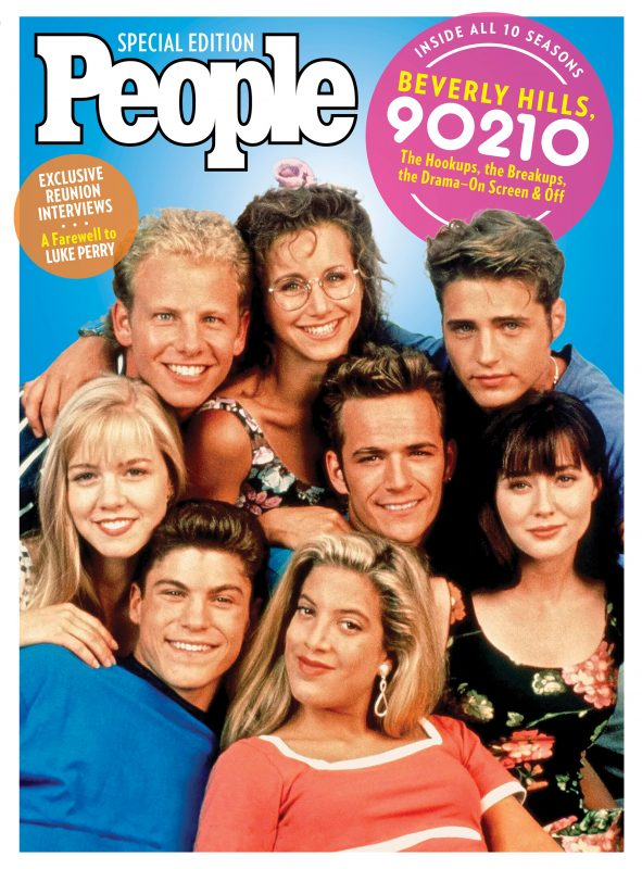 PEOPLE Celebrates Beverly Hills 90210's Return in a Special