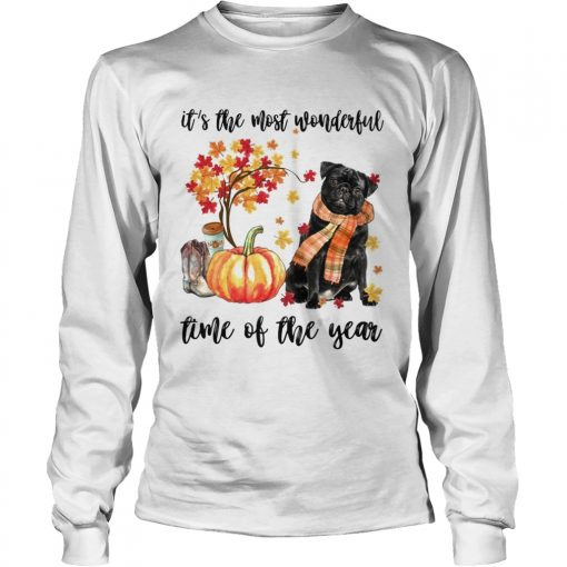 Dog its the most wonderful time of the year  LongSleeve