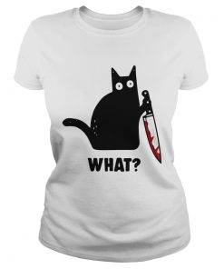 What Black cat hold knife  Classic Ladies