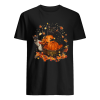 Cats Halloween Autumn  Classic Men's T-shirt