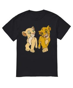 Lion King Simba and Nala  Classic Men's T-shirt