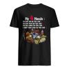 Stitch My 4 Moods I'm too old for this shit Im too tired for this shit  Classic Men's T-shirt